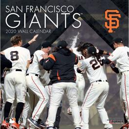 San Francisco Giants Wall Calendar