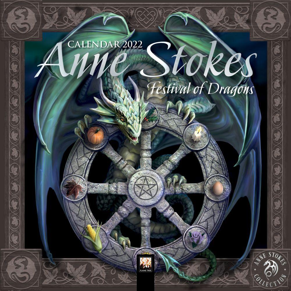 Anne Stokes Festival of Dragons 2022 Mini