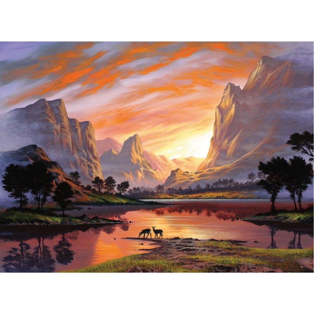 Tranquil-Sunset-500pc-Puzzle-1