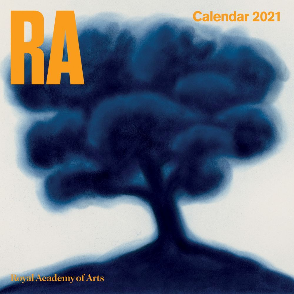 2021 Royal Academy of Arts Wall Calendar