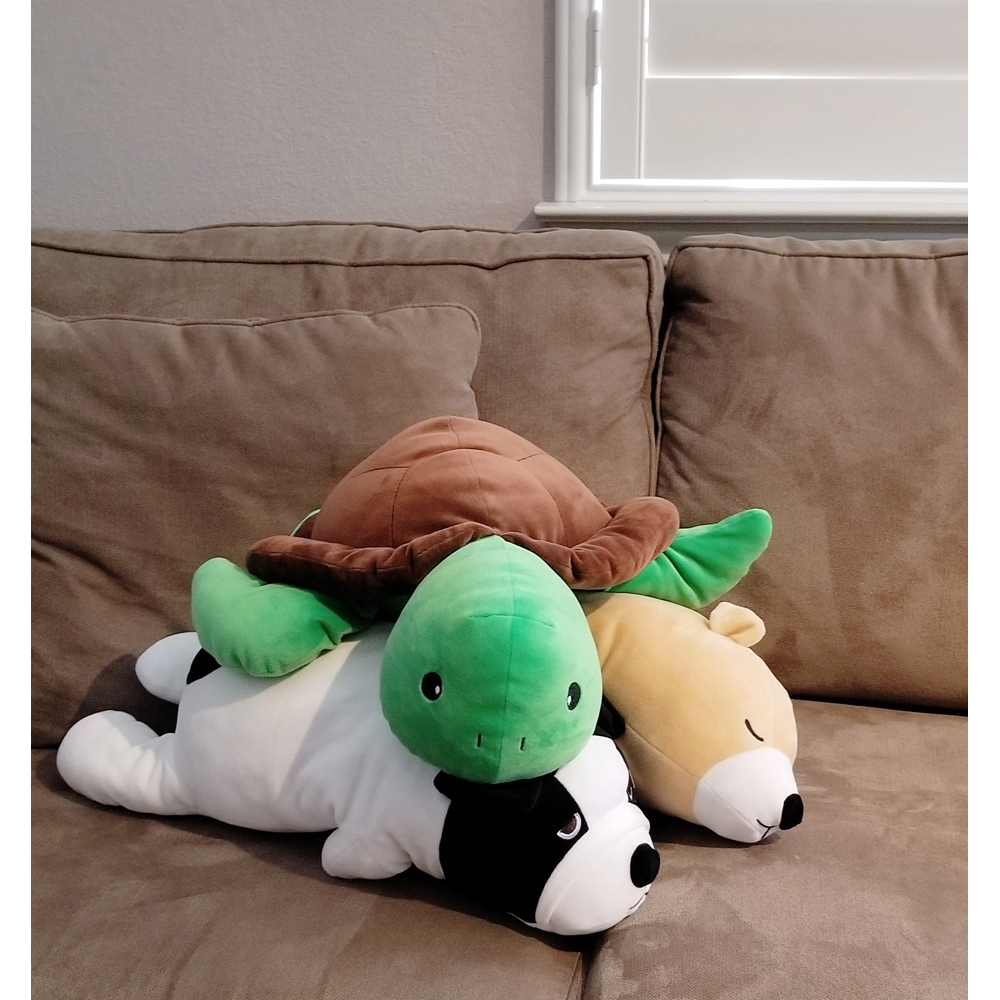 Snoozimals-20in-Turtle-Plush-5
