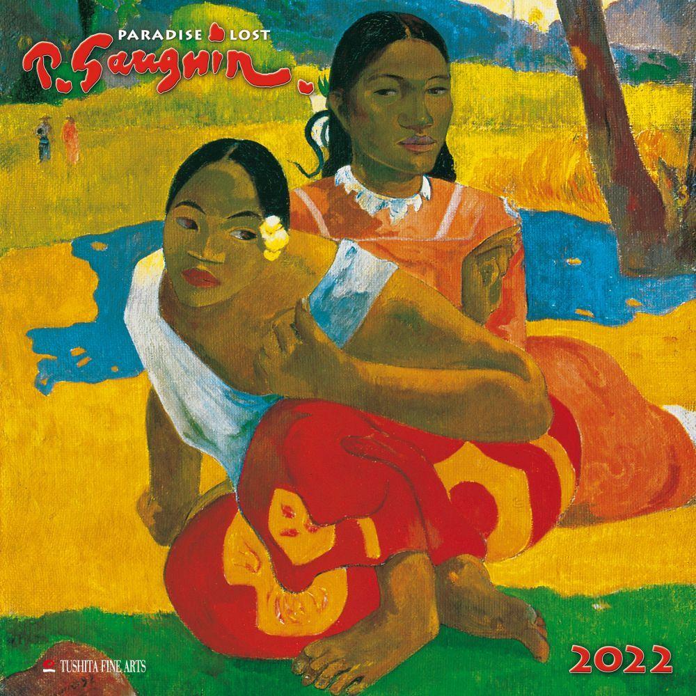 Paul Gauguin 2022 Wall Calendar