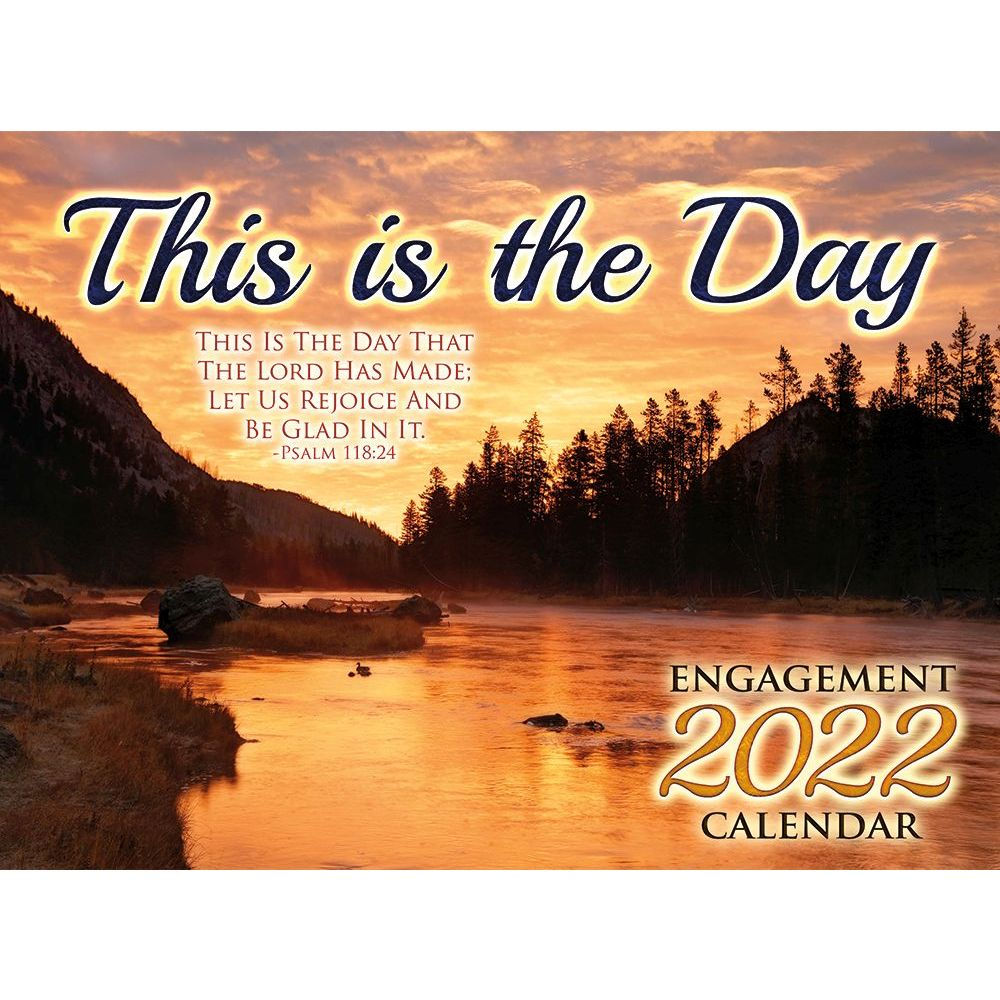 This is the Day 2022 Wall Calendar