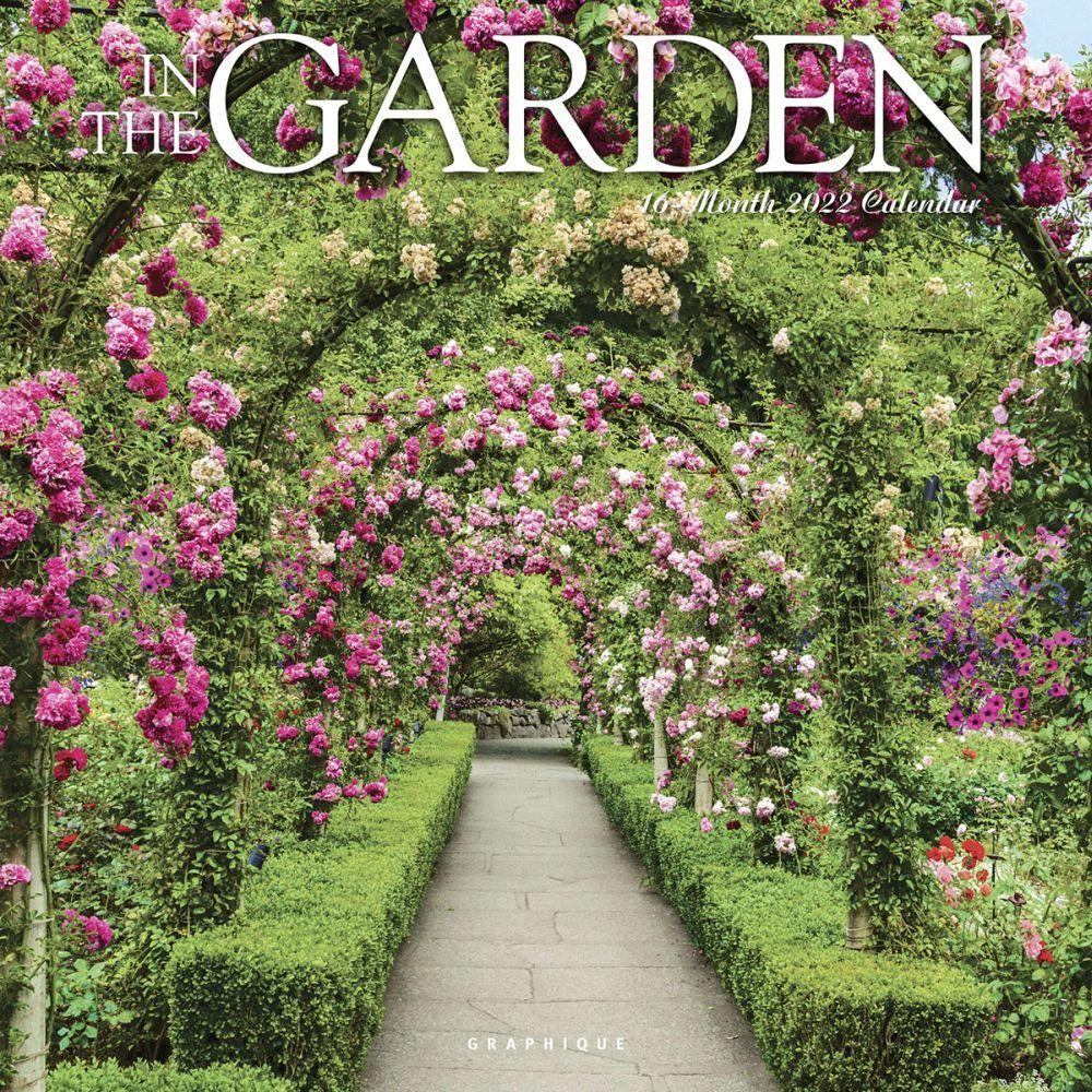 Garden In The Garden 2022 Wall Calendar