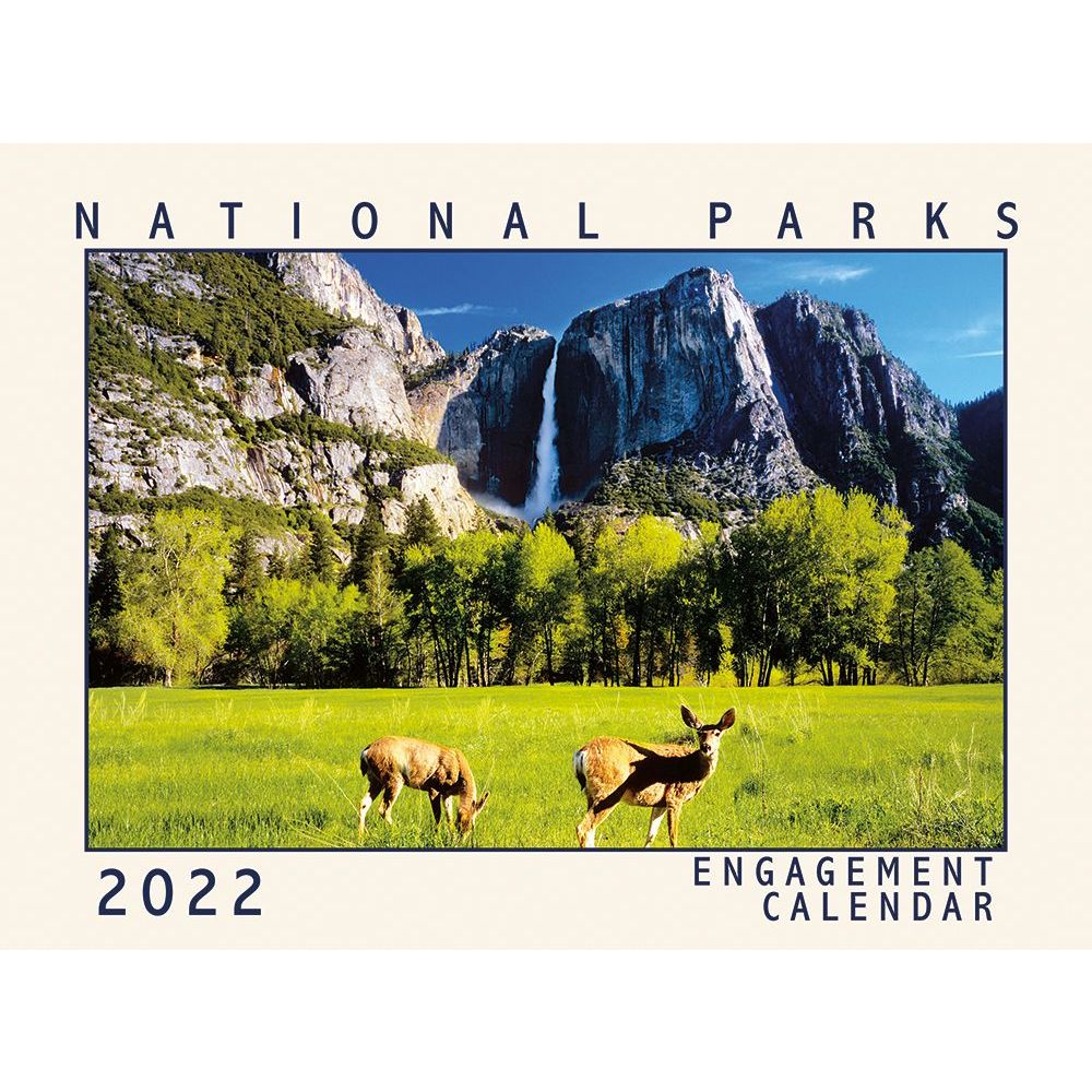 National Parks 2022 Wall Calendar