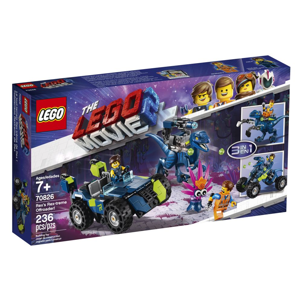 LEGO-Movie:-Rex's-Rex-treme-Offroader-1