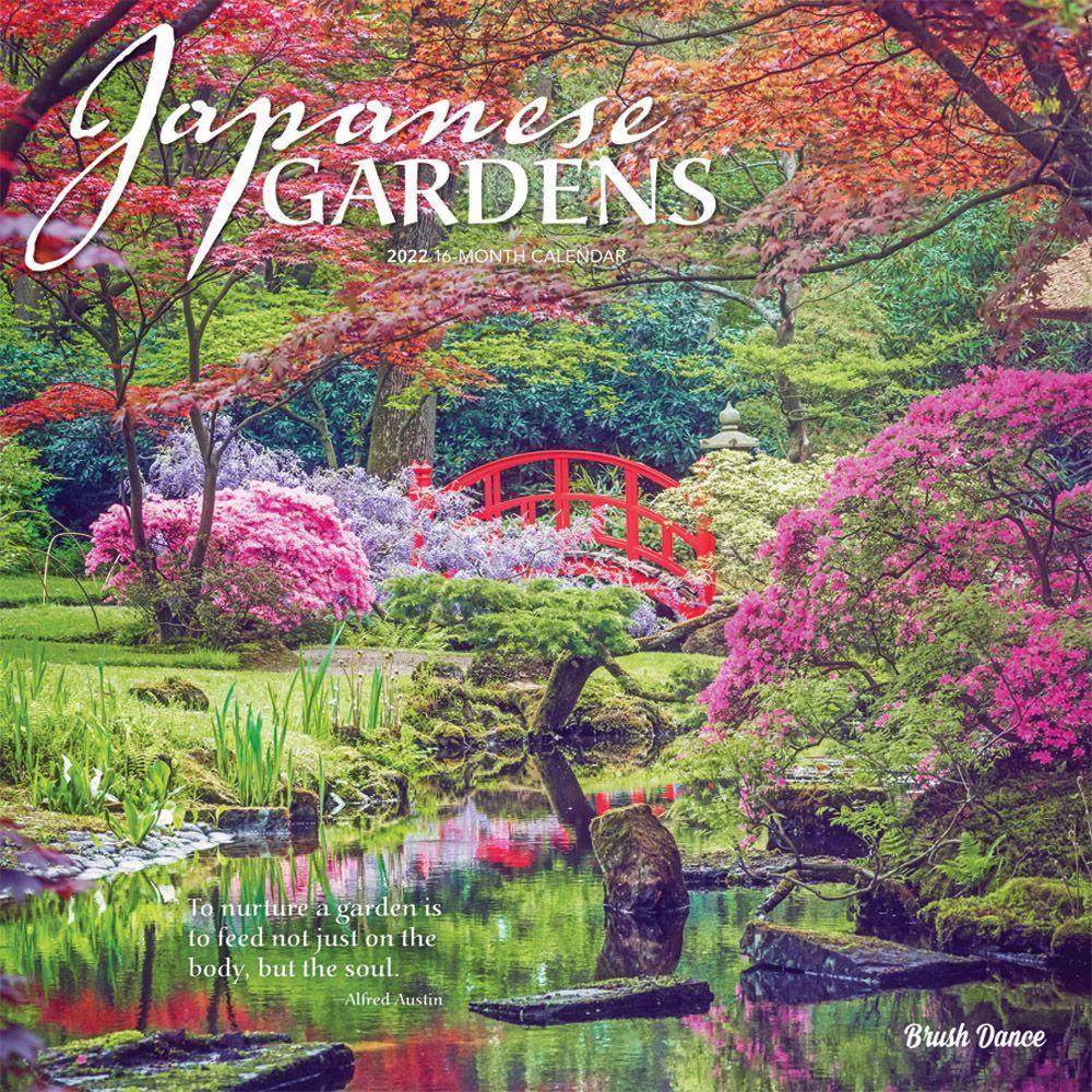 Ou Spring 2022 Calendar.8 Best Garden Calendars 2022 Calendarbuy Com
