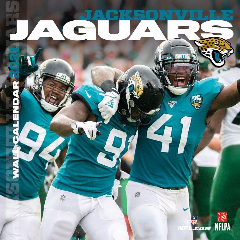 Jacksonville | Calendar | Jaguar | Wall