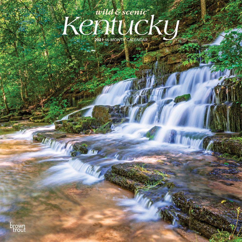 Kentucky Wild and Scenic 2021 Wall Calendar
