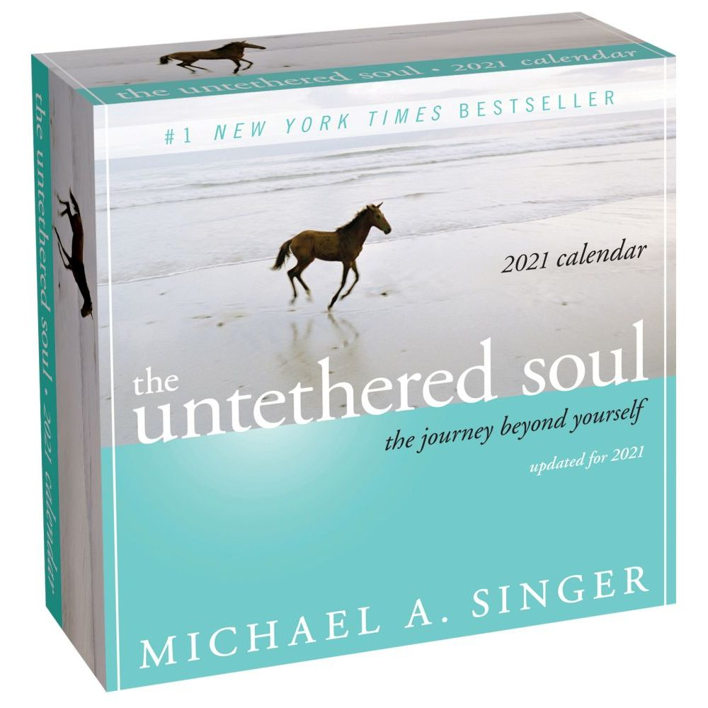 2021 Untethered Soul Desk Calendar