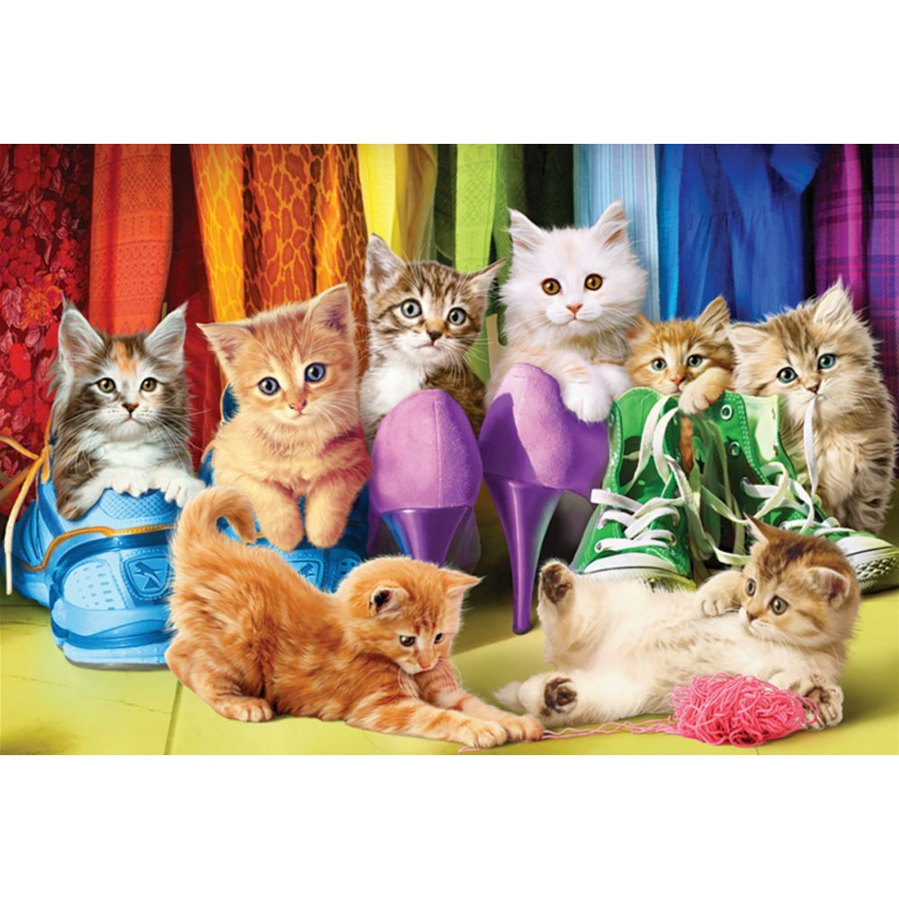 Kitten Pride 1000pc Puzzle-2