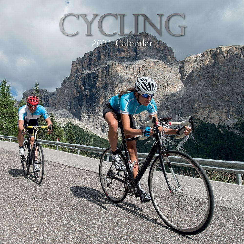 Cycling 2021 Wall Calendar