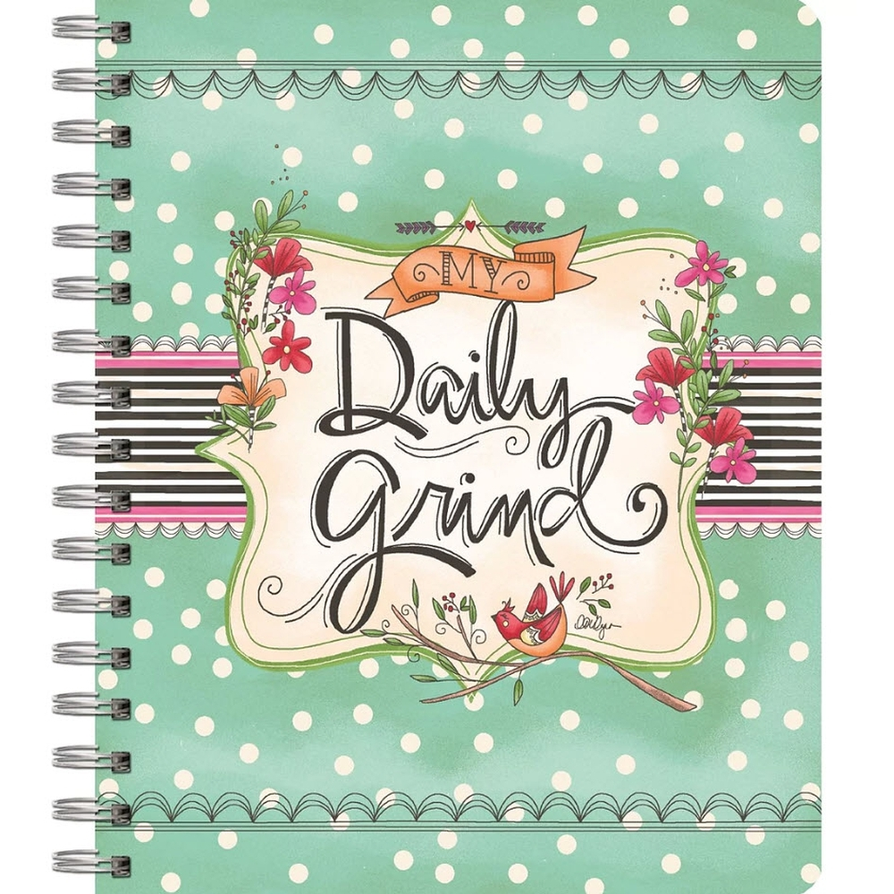 Daily Grind Create-it Planner