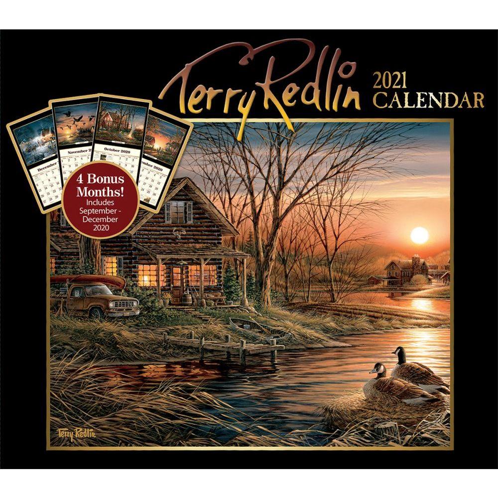 2021 Redlin Spec Edition Wall Calendar