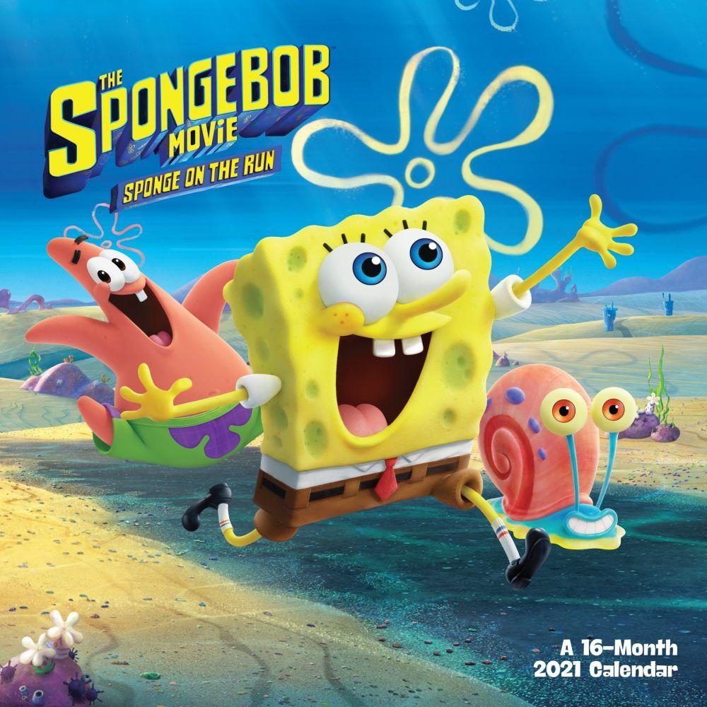 Spongebob Schwammkopf 2021