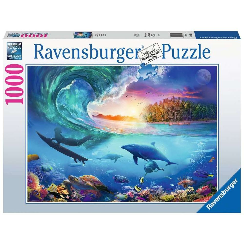 Best Catch a Wave 1000pc Puzzle You Can Buy