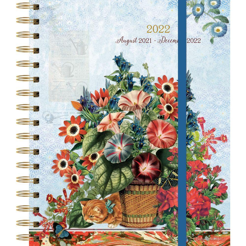 Botanical Gardens 2022 Agenda Planner