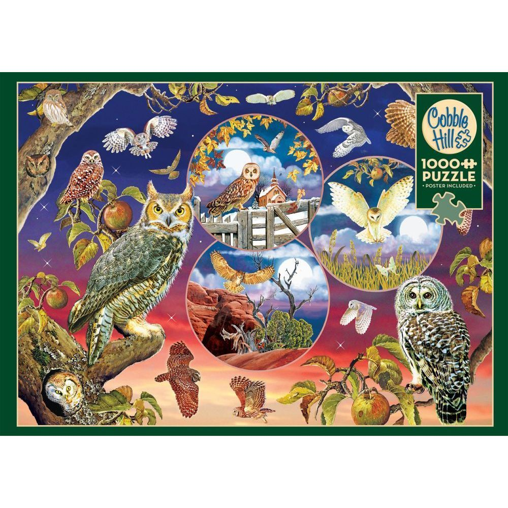 Owl-Magic-1000pc-Puzzle-1