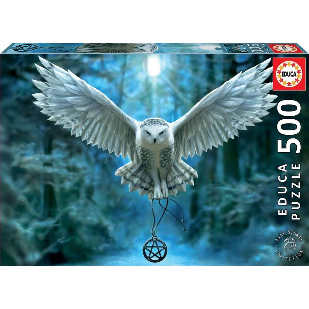 Best Awake Your Magic 500pc Puzzle You Can Buy
