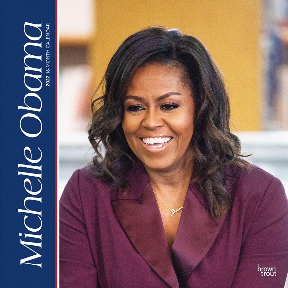 Michelle Obama 2022 Wall Calendar