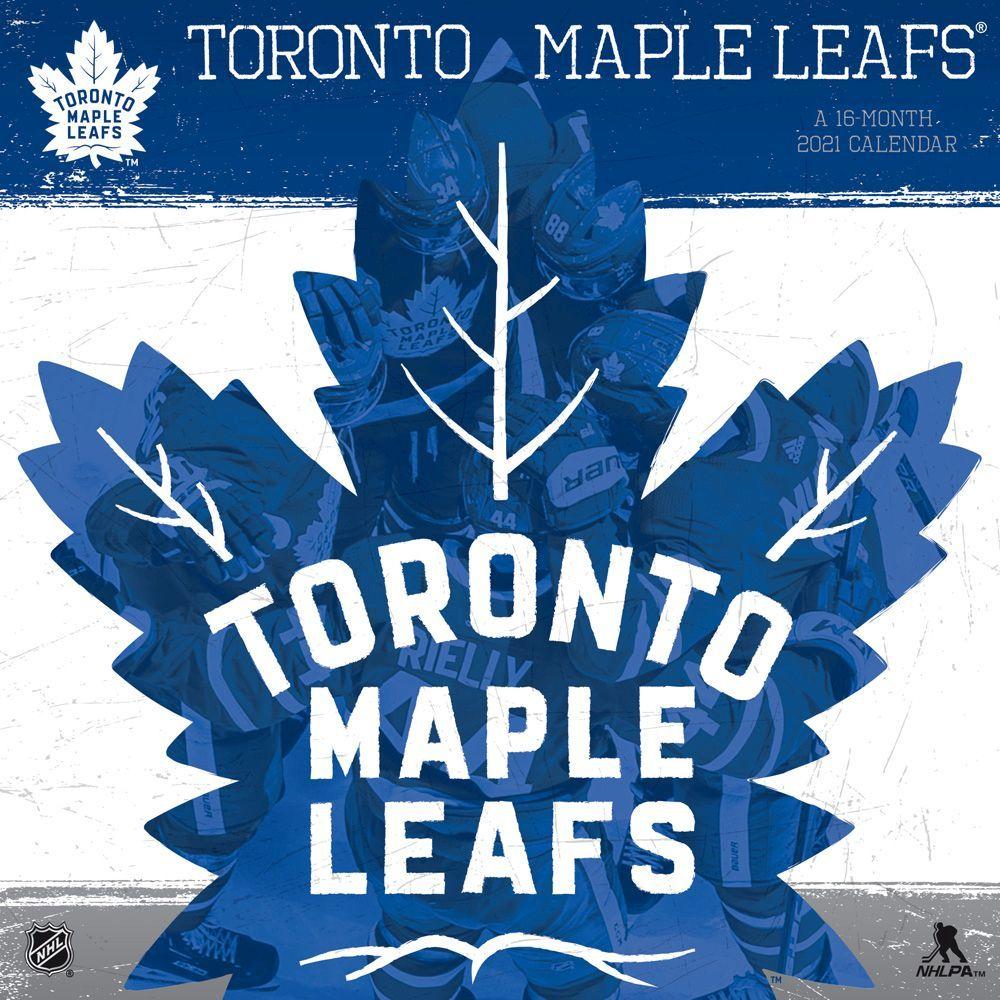 Toronto Maple Leafs 2021 Wall Calendar