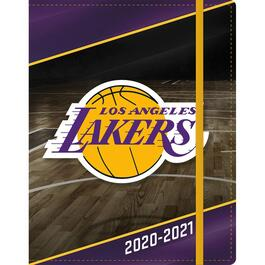 NBA Los Angeles Lakers Monthly Planner
