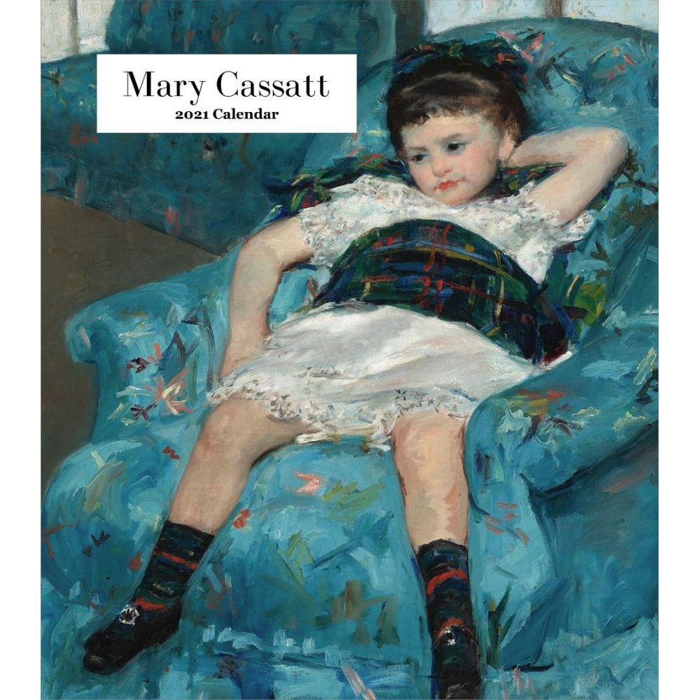 Cassatt 2021 Easel Calendar