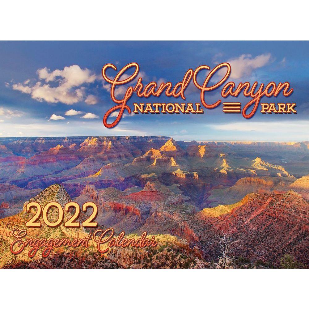 Grand Canyon 2022 Wall Calendar
