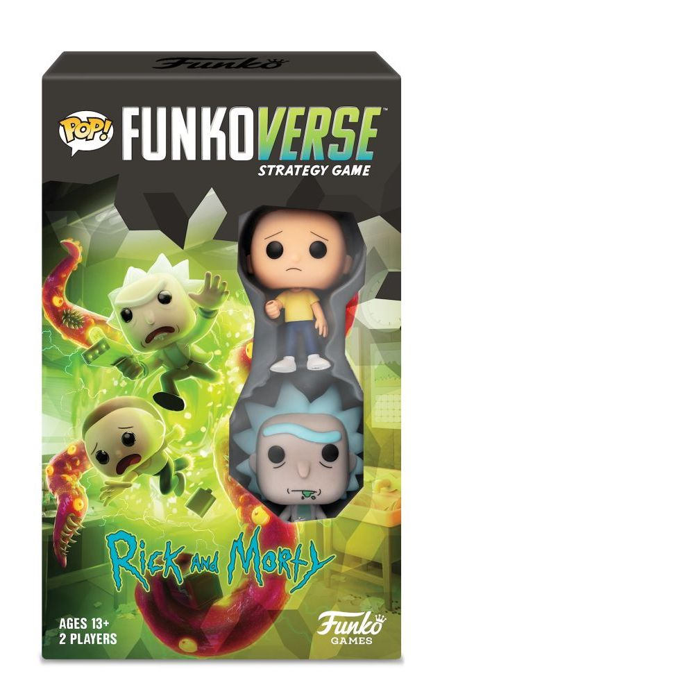 POP!-Funkoverse-Expandalone-Strategy-Game-Rick-and-Morty-1