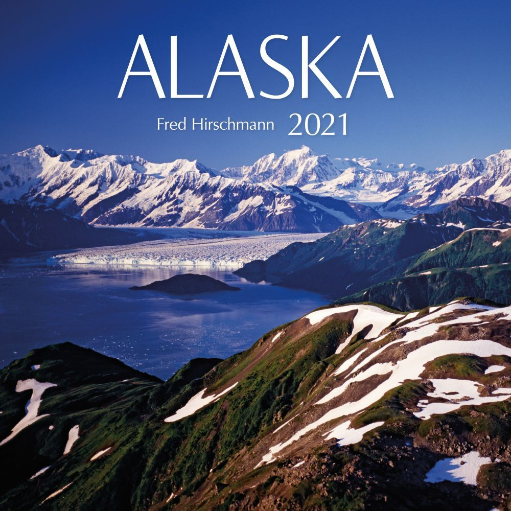 2021 Alaska Protege Wall Calendar
