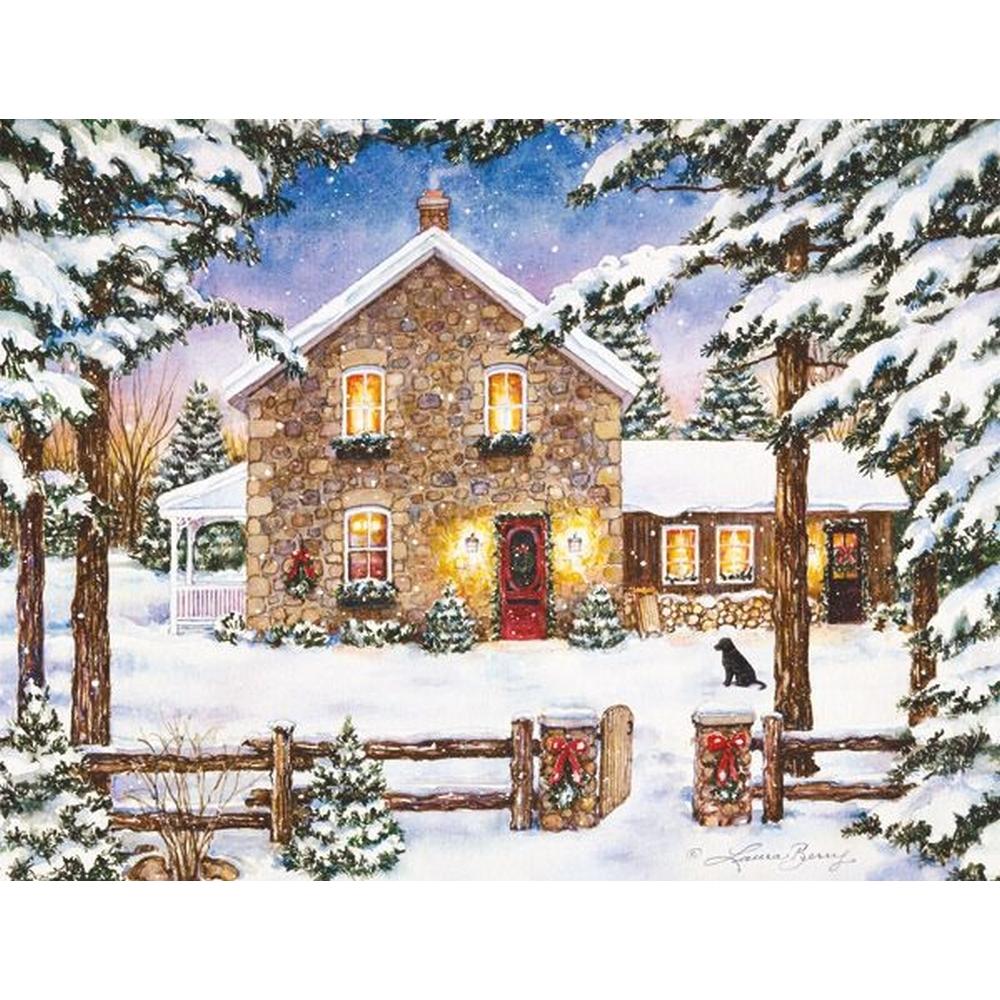 Lang Boxed Christmas Cards 2021 Boxed Christmas Cards Calendars Com