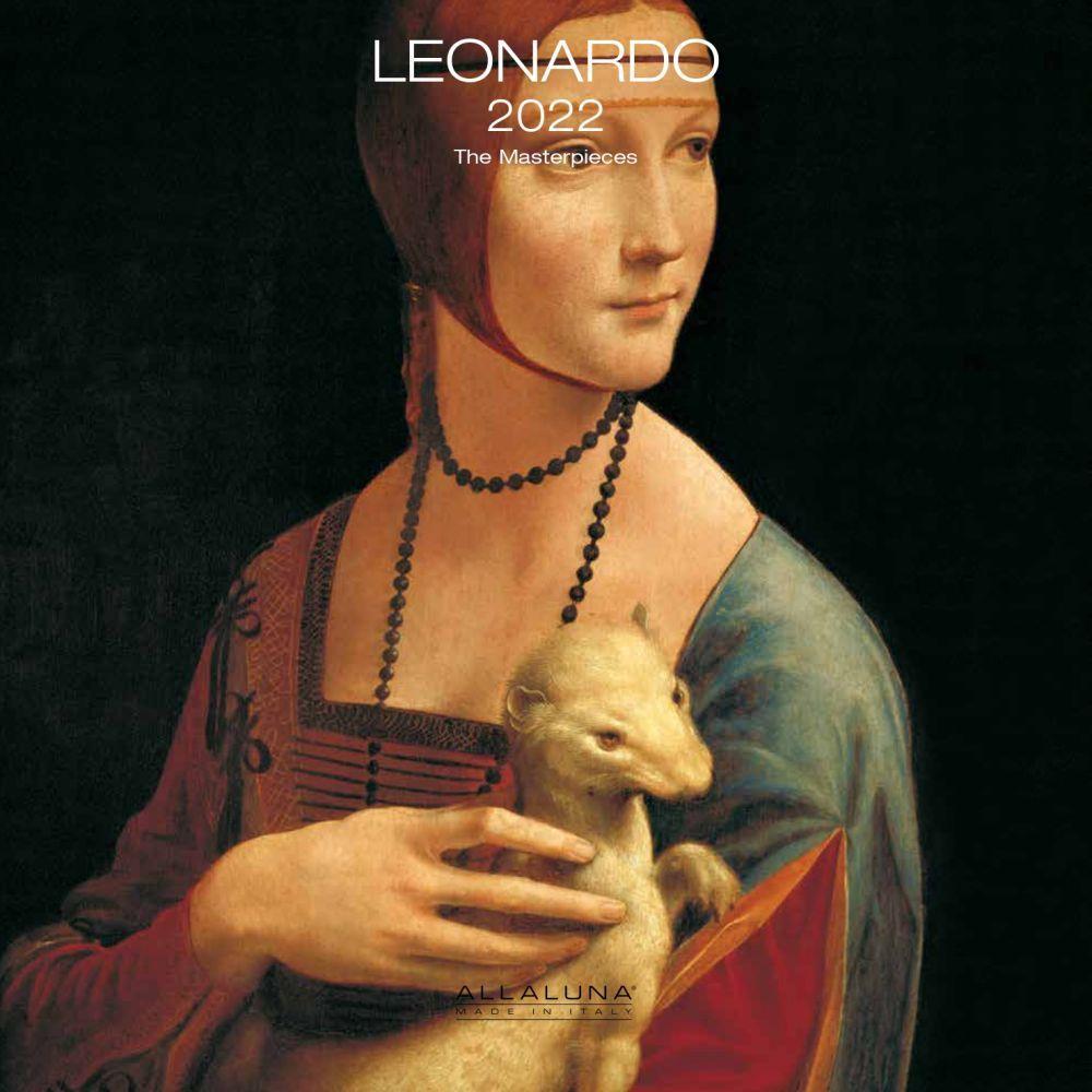Leonardo Da Vinci Drawings 2021 Poster Calendar