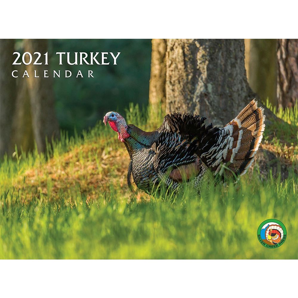2021 Turkey Wall Calendar