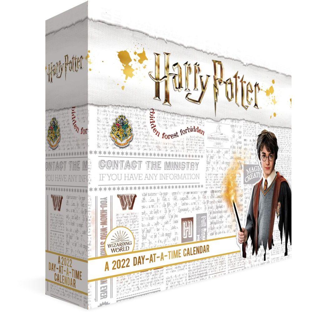Harry Potter 2022 Desk Calendar
