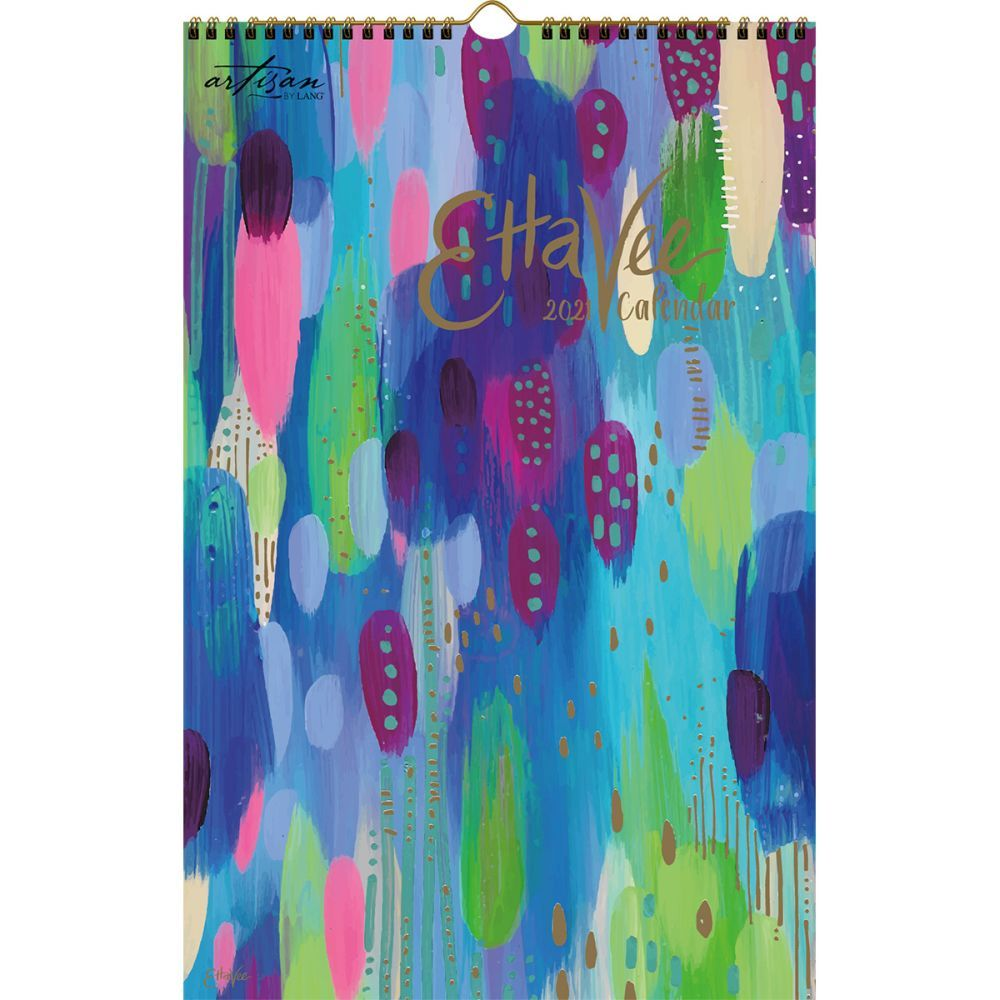 2021 EttaVee Poster Calendar by EttaVee