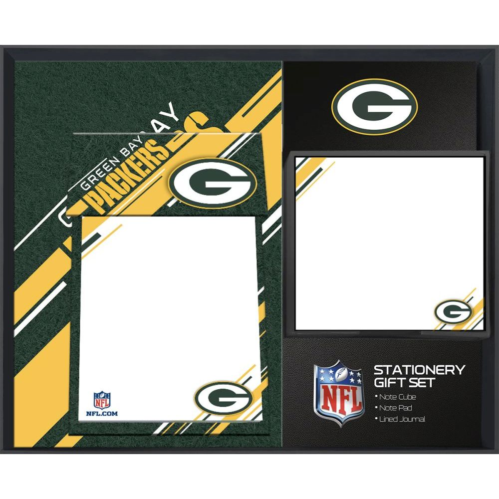NFL-Green-Bay-Packers-Stationery-Gift-Set-1