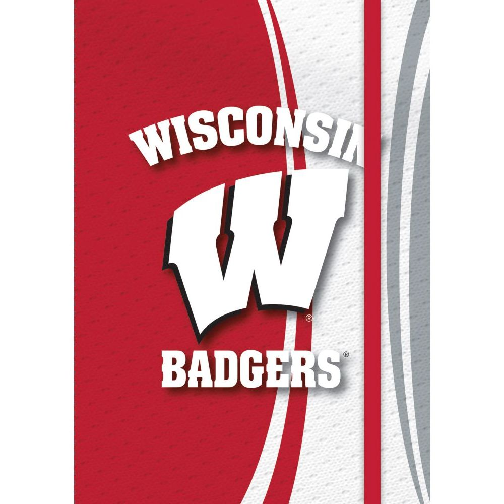 Col-Wisconsin-Badgers-Soft-Cover-Journal
