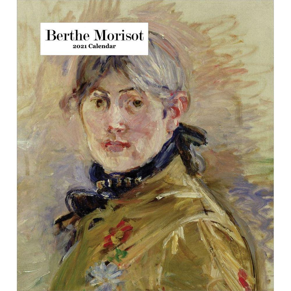 2021 Morisot Easel Calendar