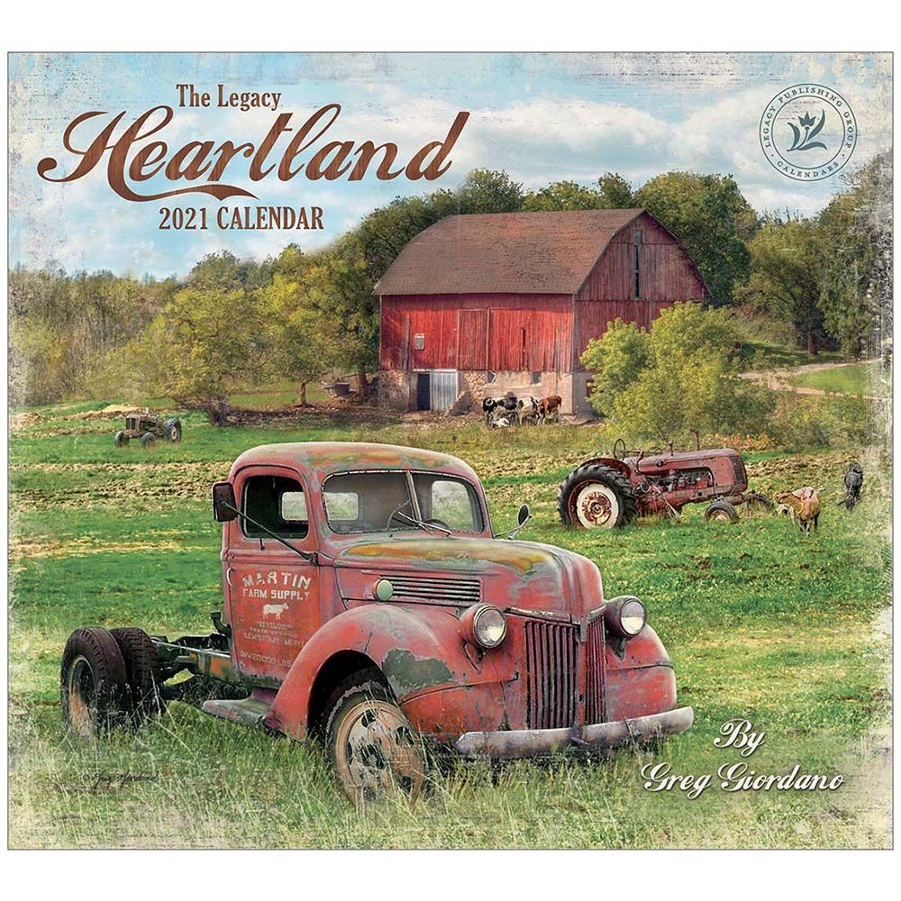 2021 Heartland Wall Calendar