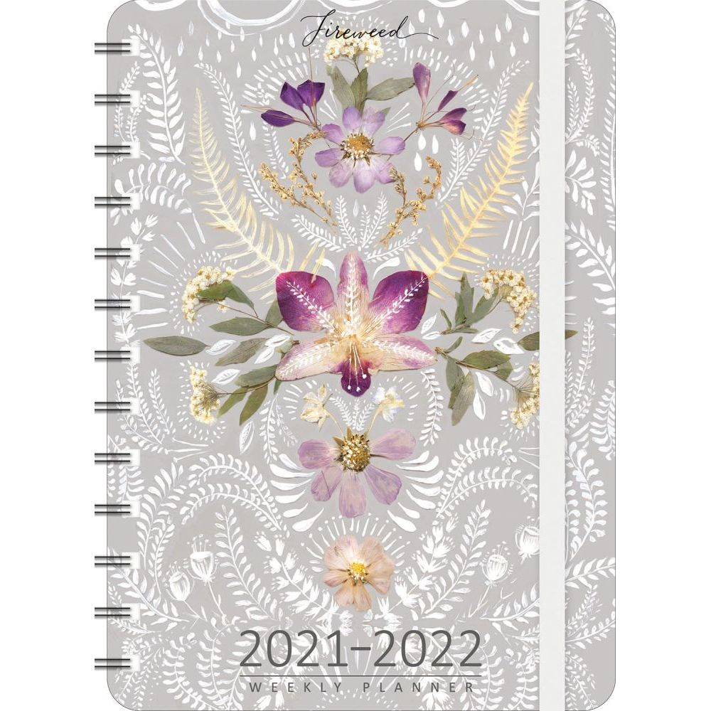 Fireweed On-the-Go 2022 Weekly Planner