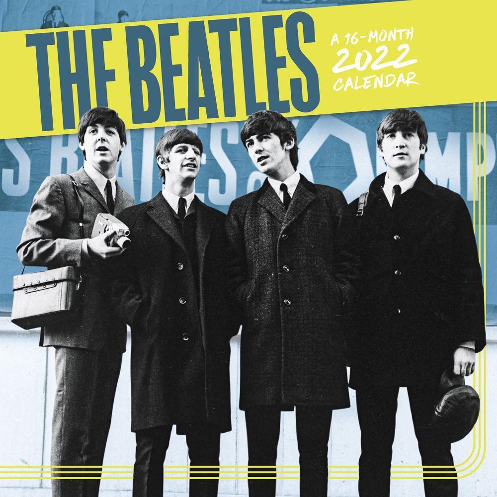 The Beatles 2022 Wall Calendar