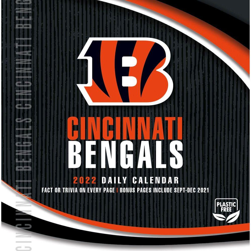 Cincinnati Bengals 2022 Desk Calendar