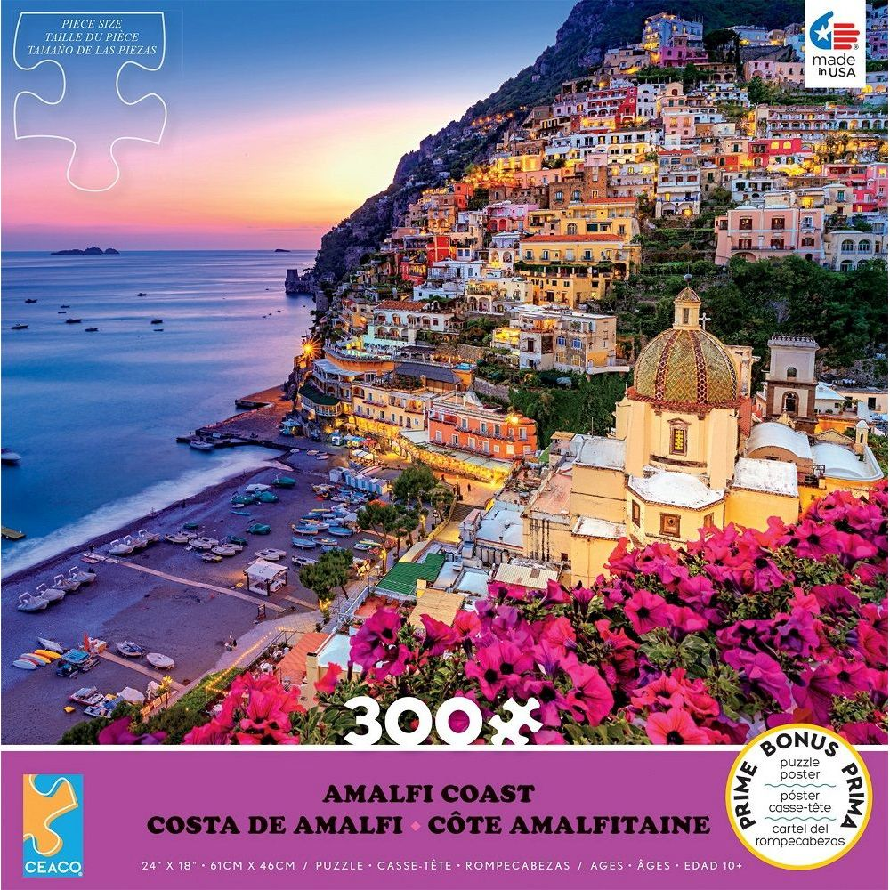 Best Scenic Photog S1 300pc Puzzle You Can Buy