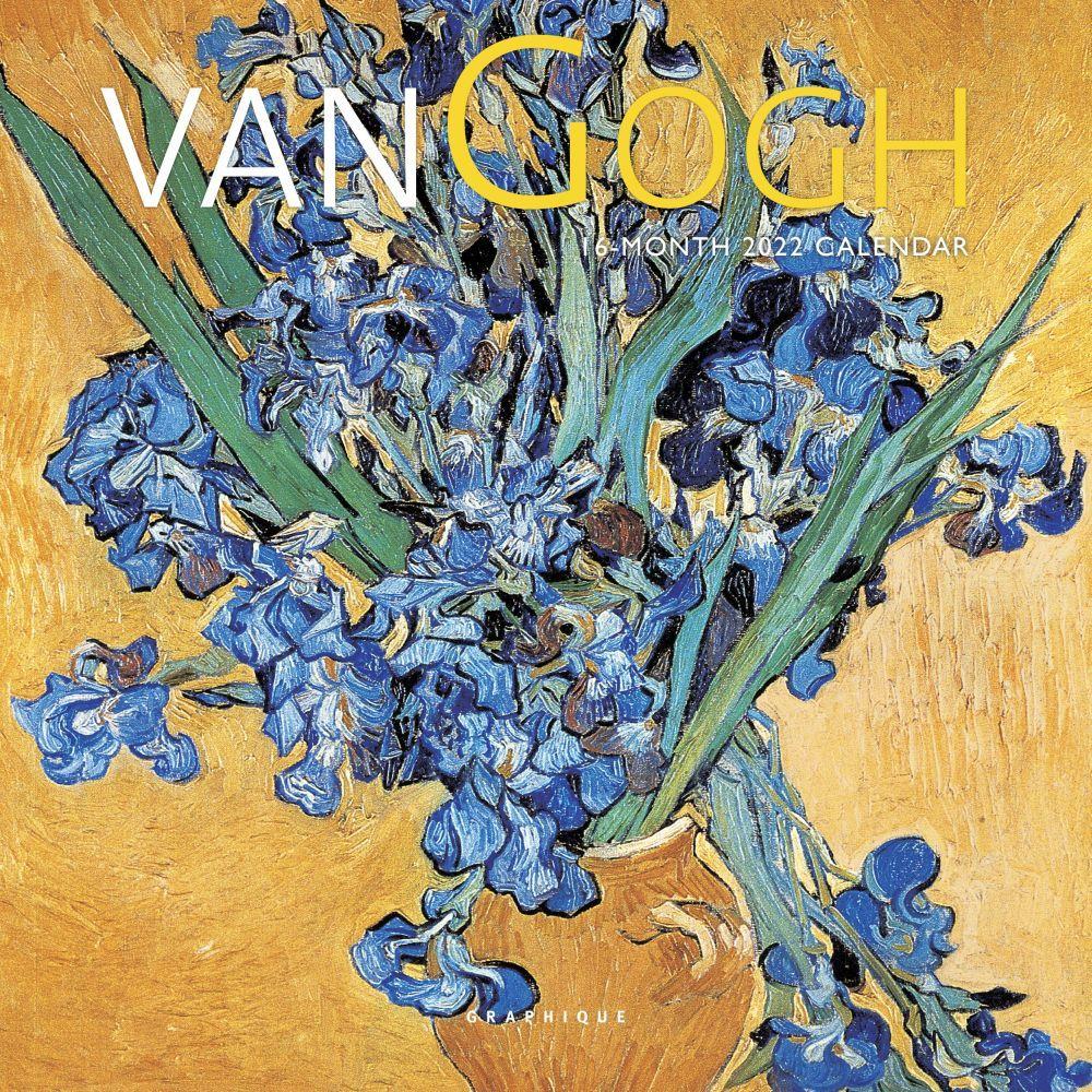 Vincent Van Gogh 2022 Mini Wall Wall Calendar