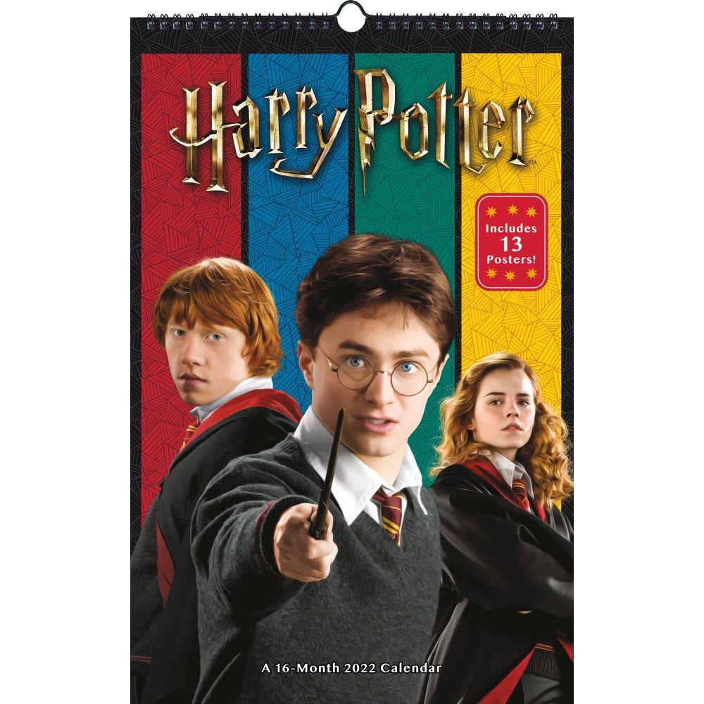 Harry Potter Poster 2022 Wall Calendar