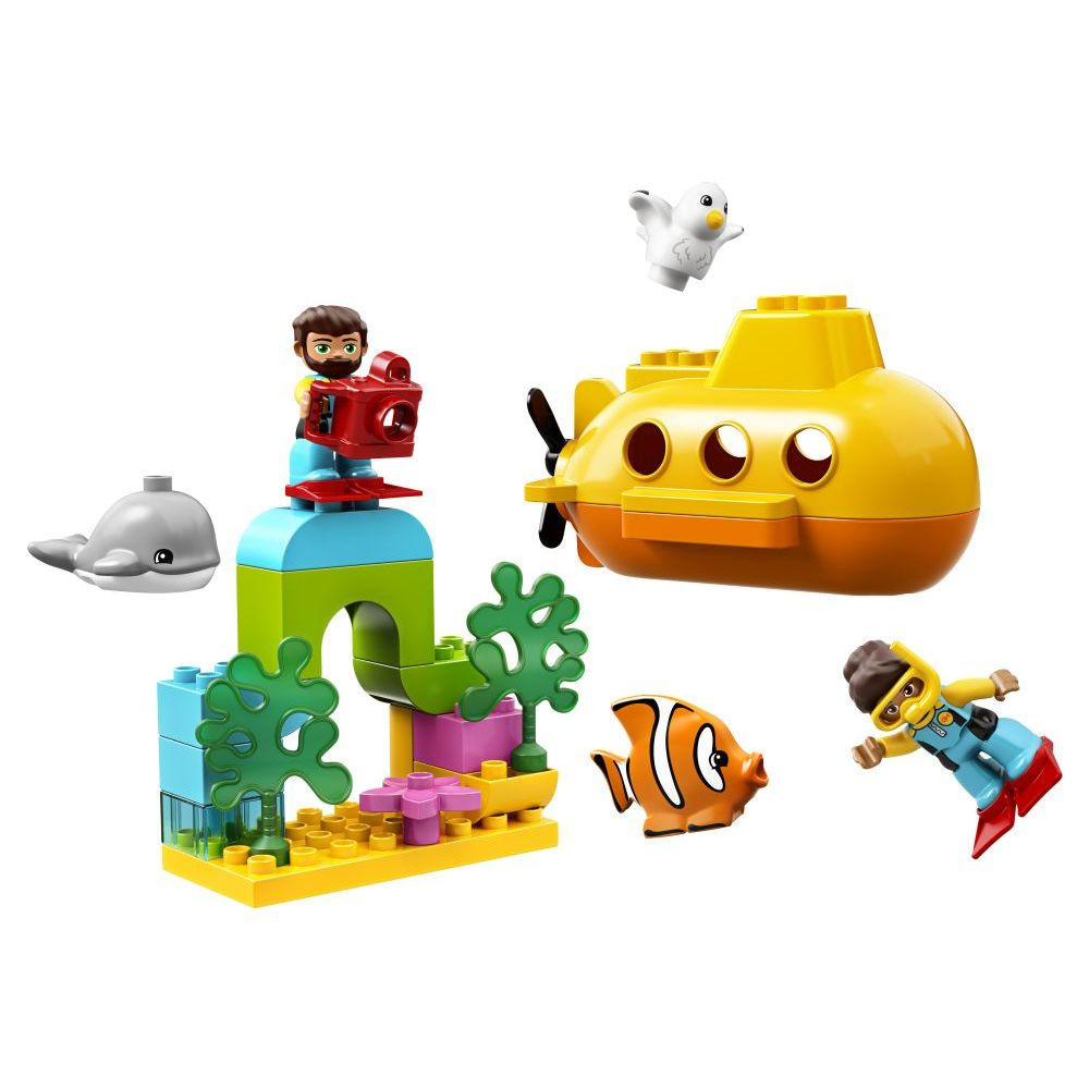 LEGO-Duplo-Submarine-Adventure-3