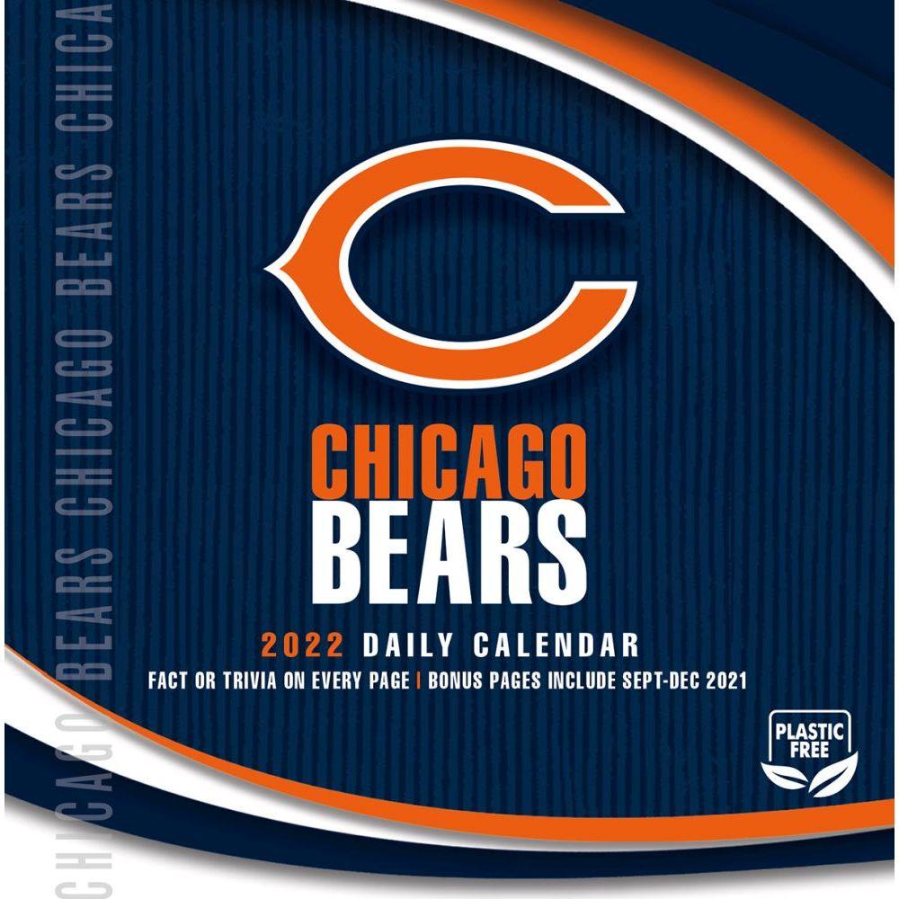Chicago Bears 2022 Desk Calendar