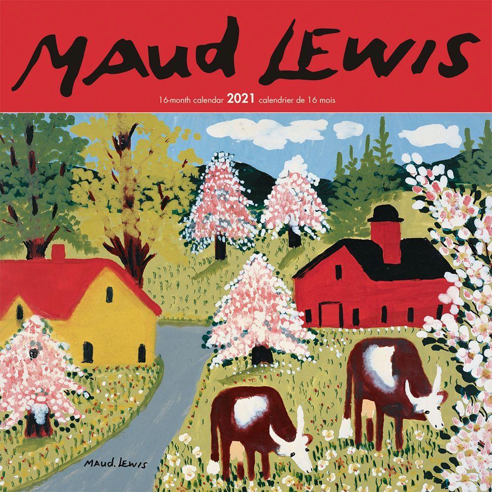 2021 Lewis Wall Calendar