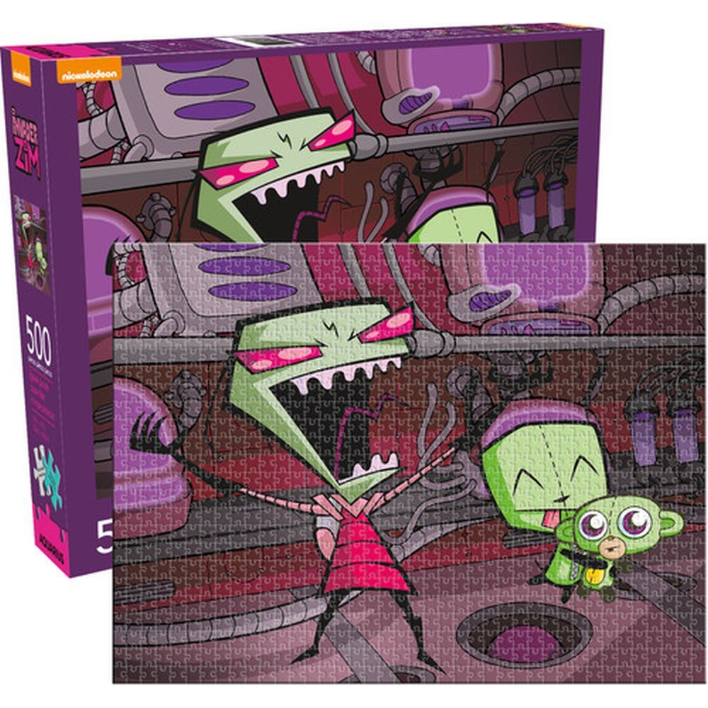Best Invader Zim 500pc Puzzle You Can Buy