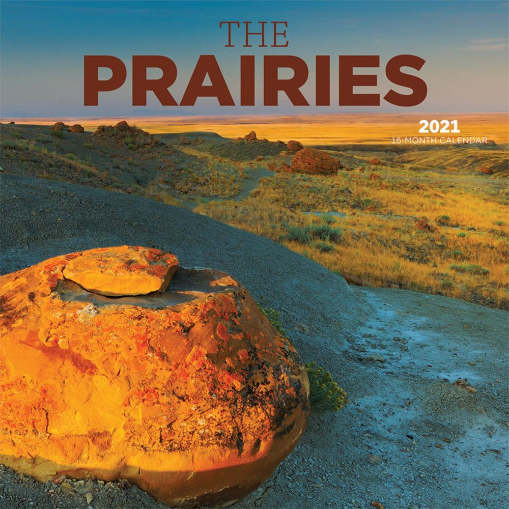 2021 Prairie Light Wall Calendar